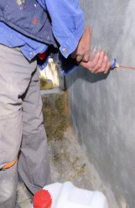 carebrick of muur injecteren