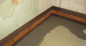 rand drainage kelder