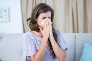 gezondheid problemen vocht