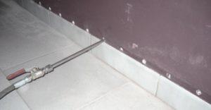 optrekkend vocht binnenmuren bestrijden