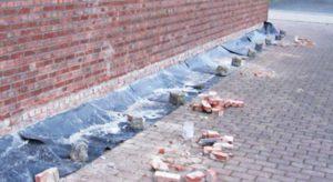 vochtkerende laag muren